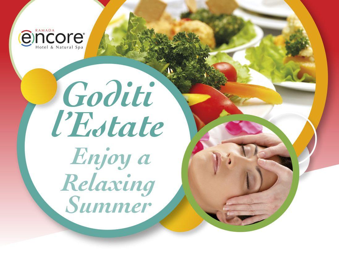 Goditi l'estate! Scopri le proposte relax e benessere di Ramada Encore