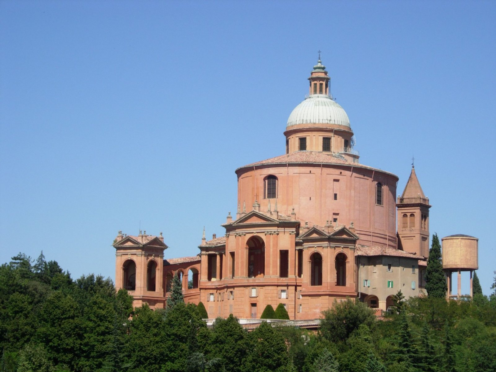 bologna santuario san luca