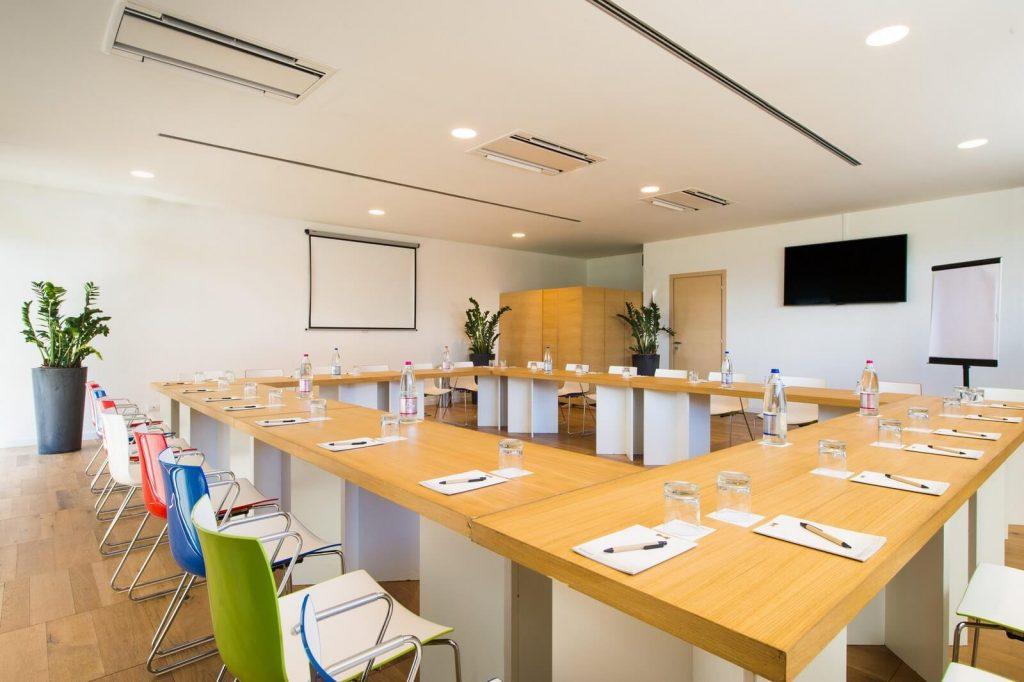 bologna sala meeting con terrazza