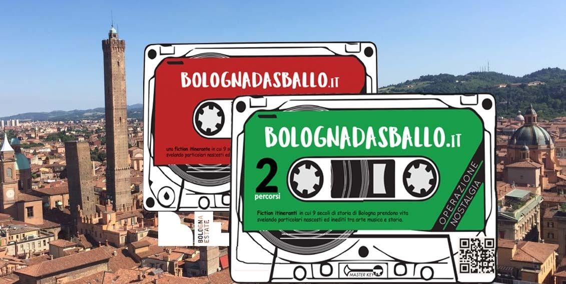Bologna da Sballo, un modo originale di conoscere la città