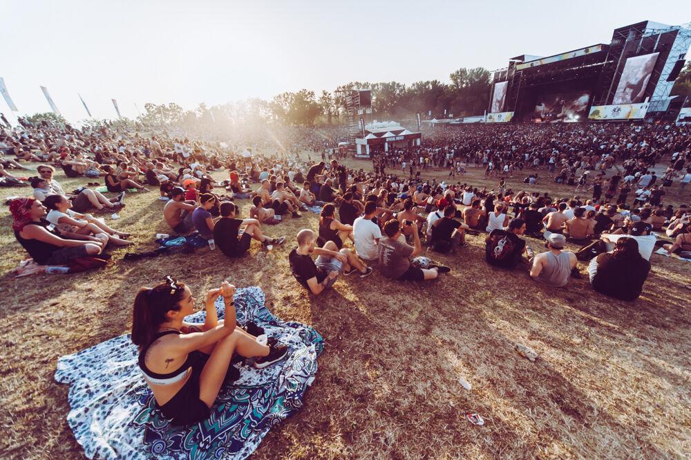 Rock, emo, metal, ecco il programma di Bologna Sonic Park 2020