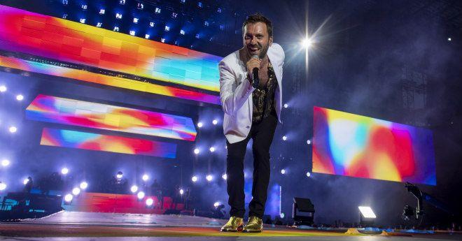 Concerti Unipol Arena di Bologna; Ghali, Baglioni, Tobruk, Cremonini