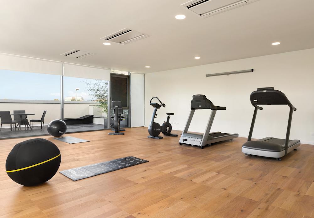 Avete provato la nostra Gym Room?