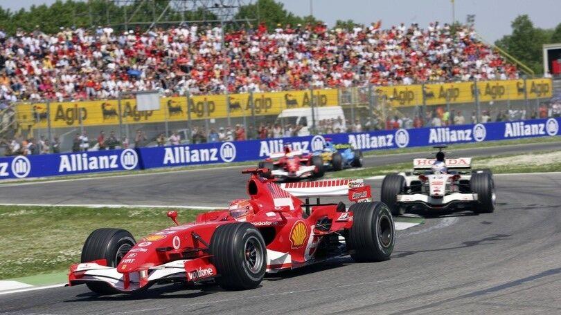 In autunno torna la Formula Uno a Imola