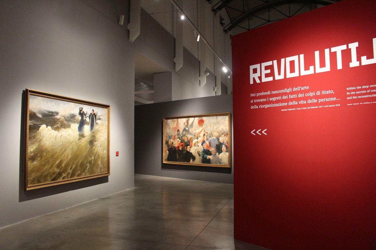 mostra rivoluzione bologna