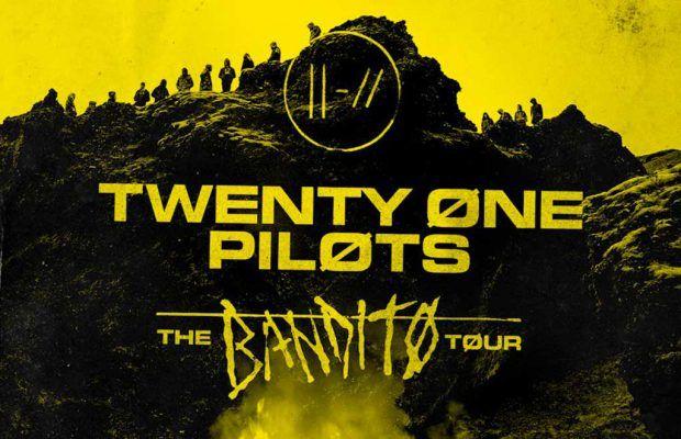 Twenty One Pilots in concerto a Bologna - 21 febbraio 2019