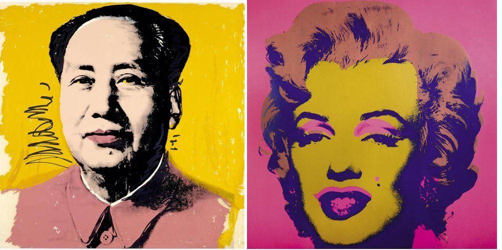 Warhol & Friends, mostra a Bologna